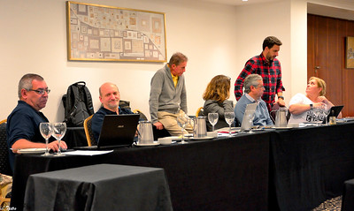 Board of Directors in action again