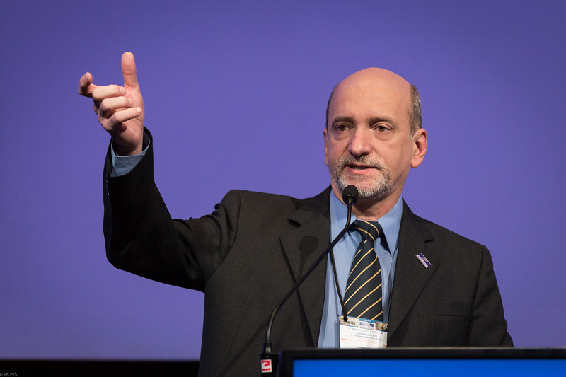 Miguel Montorfano - Past President of Winfocus