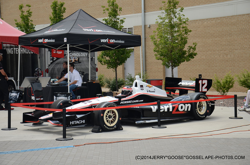 VERIZON RACING