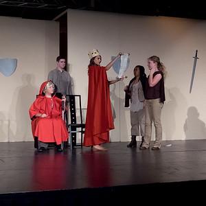 160225 GRANADA HIGH WINTER PLAY (Rosencrantz and Guildenstern Are Dead)