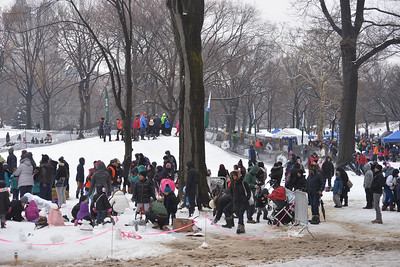WINTER  JAM  IN  CENTRAL  PARK   2015    -    Manhattan,  New  York  City
