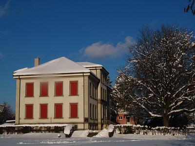 Schulhaus Talacker, Oberwinterthur