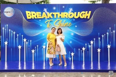 WIPRO | Year End Party 2020 instant print photo booth @ Van Loc Phat Palace Binh Duong | Chụp hình in ảnh lấy liền Tất niên 2020 tại Bình Dương | Photobooth Binh Duong