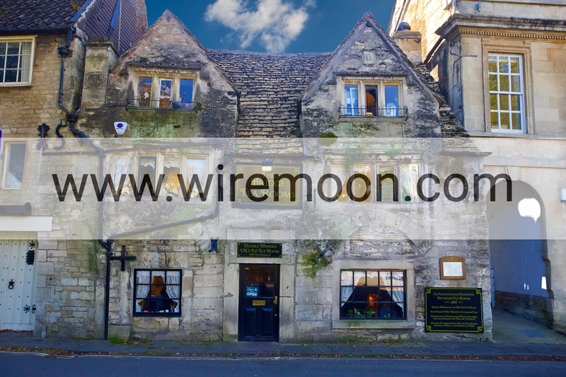 Bradford-on-Avon, Wiltshire - Bridge Tea Rooms