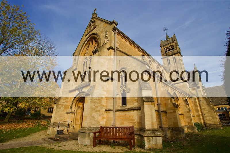 St Catharine's Roman Catholic Church, Chipping Campden, Gloucestershire