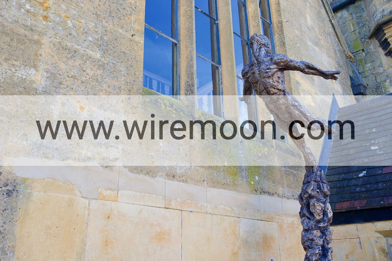 Leap of Faith by Ian Edwards, Broadway Luxury, Broadway, Worcestershire