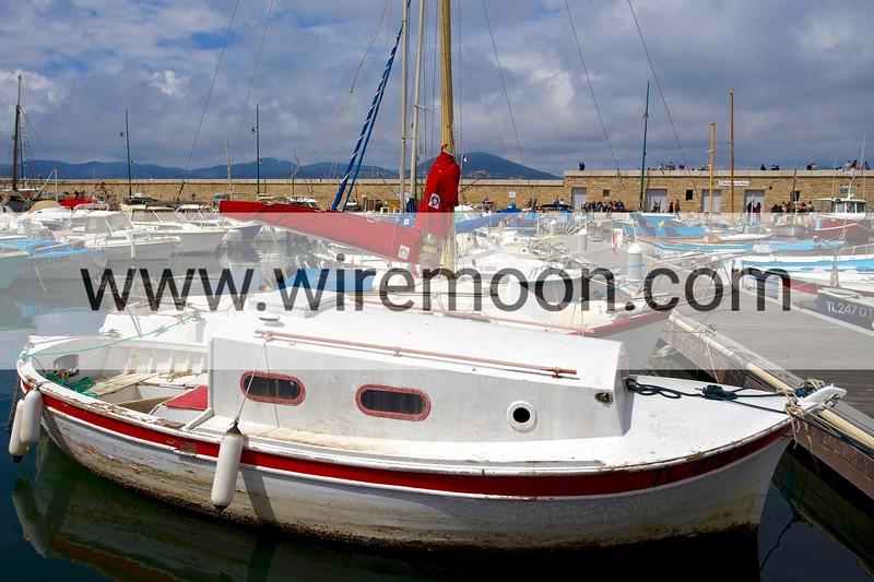 Port of Saint Tropez