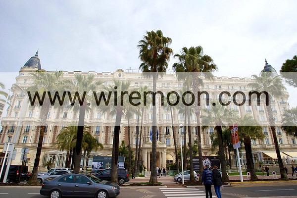 Inter Continental Carlton Cannes Hotel.