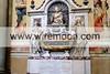 Galileo's Tomb, Basilica di Santa Croce, Florence.