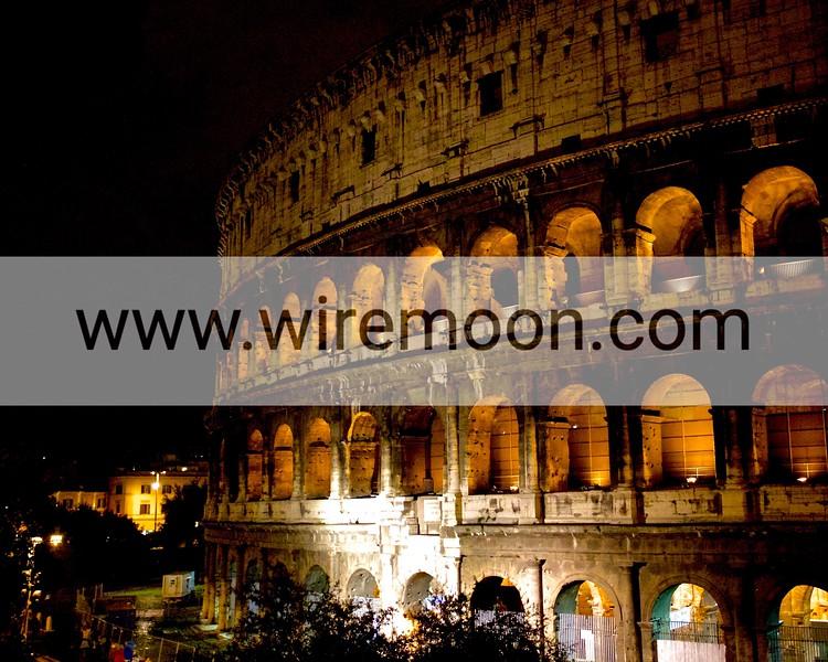 Colosseum, Rome.