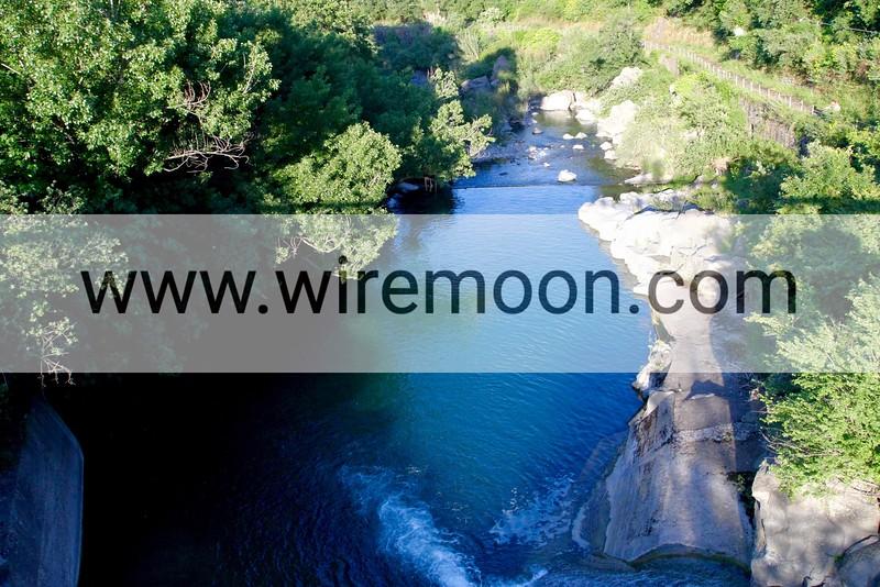 Alcantara River.