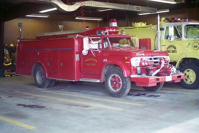 MORRISON FD  ENGINE 2  1971  DODGE - MELRAY   500-1000