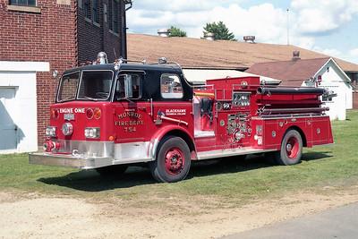 MONROE FD  ENGINE 754  1978  PIRSCH   1000-500