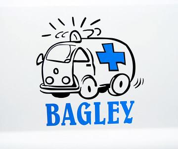 BAGLEY DOOR LOGO  FIRST RESPONDER