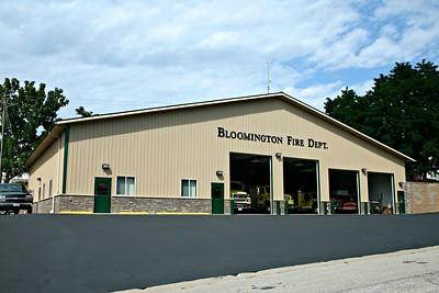 BLOOMINGTON FD STATION