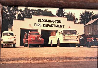 BLOOMINGTON VFD  OLD GROUP SHOT