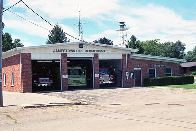 JAMESTOWN FD - KIELER  STATION