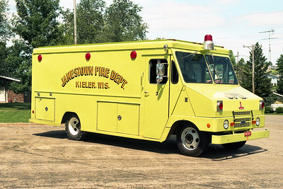 JAMESTOWN  RESCUE 1