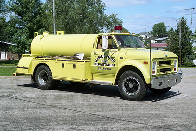 JAMESTOWN  TANKER 1
