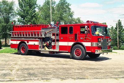 JAMESTOWN  ENGINE 1