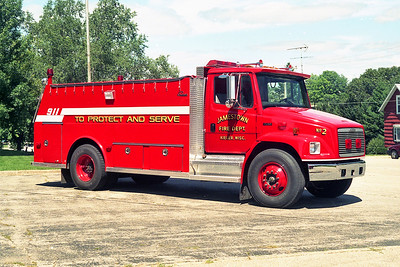 JAMESTOWN  TANKER 2