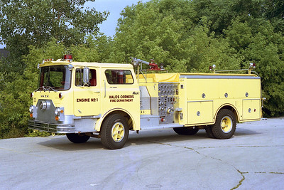 HALES CORNERS  ENGINE 1   MACK CF