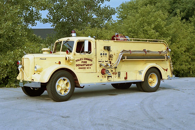 HALES CORNERS  ENGINE 3  MACK