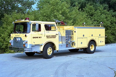 HALES CORNERS  ENGINE 5  MACK CF