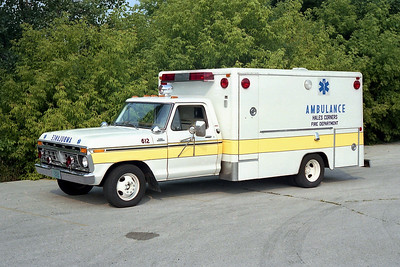 HALES CORNERS  AMBULANCE 612