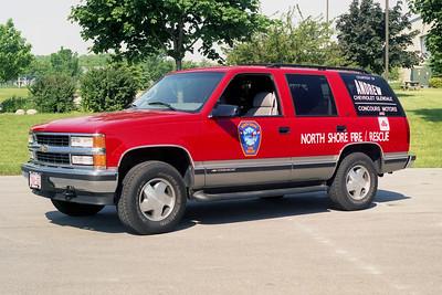 NORTH SHORE  CAR  CHEVY TAHOE