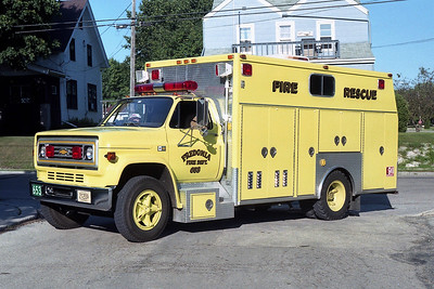 FREDONIA  RESCUE 653  CHEVY - MARION