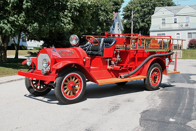 FREDONIA  ANTIQUE  1928 LUVERNE