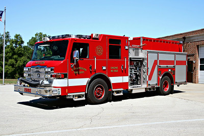 MEQUON FD  ENGINE 962  PIERCE IMPEL