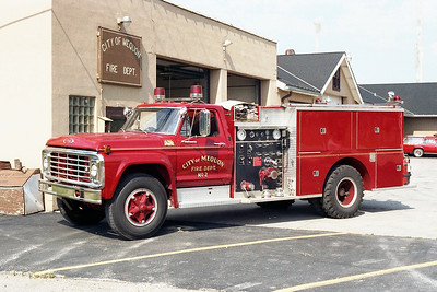 MEQUON  ENGINE 952  FORD F - PIERCE