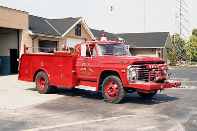 MEQUON  TANKER 7  FORD F - MELRAY