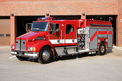 MEQUON  ENGINE 963  KENWORTH - PIERCE