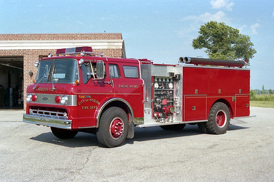 MEQUON  ENGINE 965  FORD C - PIERCE