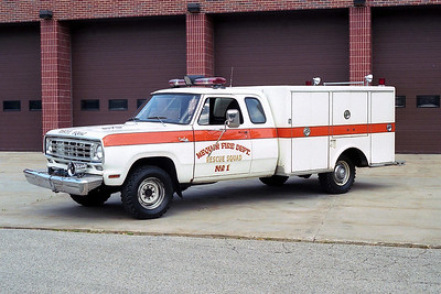 MEQUON  RESCUE 1  DODGE - PIERCE