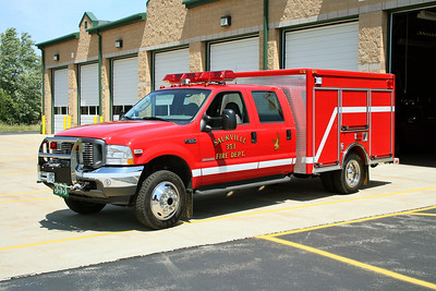 SAUKVILLE  RESCUE 353  FORD F