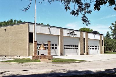 THIENSVILLE FIRE DEPARTMENT STATION