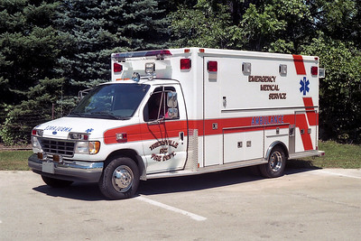 THIENSVILLE  AMBULANCE 552  FORD E350 -