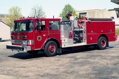 STEVENS POINT FD  ENGINE 506  PIERCE ARROW (O)