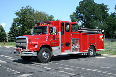 CLINTON FIRE DISTRICT  ENGINE 42
