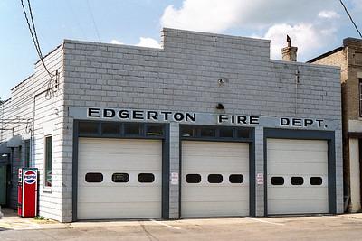 EDGERTON FD  ORIGINAL STATION