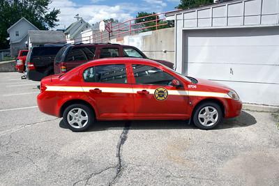 JANESVILLE FD  CAR 9706
