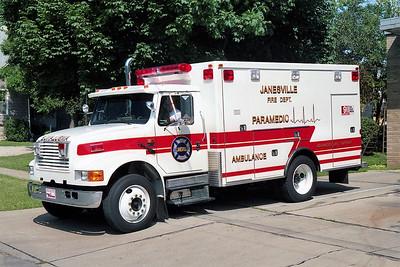 JANESVILLE MEDIC  IHC -