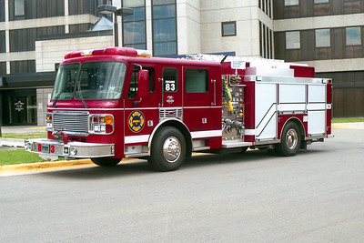 JANESVILLE  ENGINE 83  ALFCO EAGLE