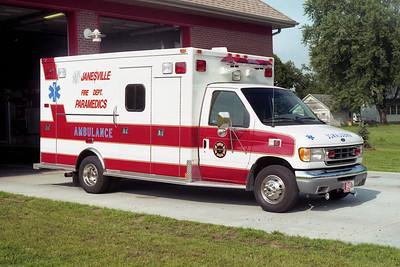 JANESVILLE  MEDIC  FORD E - MEDTEC