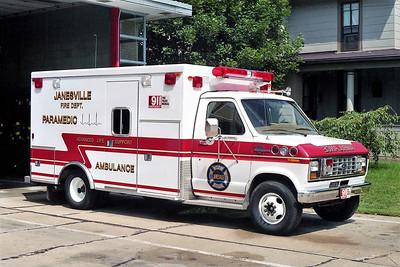 JANESVILLE  MEDIC  FORD E -