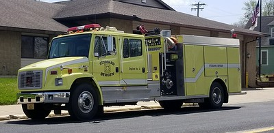 STODDARD-BERGEN  FD    ENGINE    BILL NOVAK